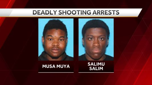 Two people arrested after Avalon shooting victim dies
