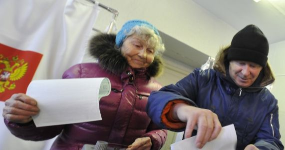 Russia votes as Vladimir Putin eyes 4th presidential term