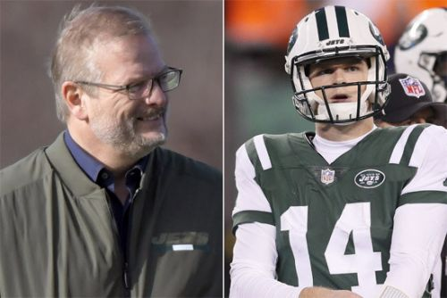 Sam Darnold should be enough to save Mike Maccagnan's job