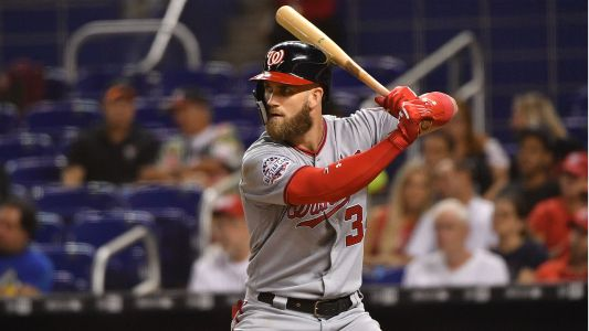 MLB hot stove: Bryce Harper talks 'intensified' as Phillies continue front-runner status