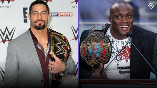Am I the only one? Triple Threat for Universal Title; Banks-Bayley storyline 'going there;' Orton's ear fetish