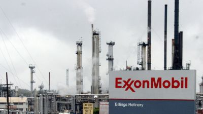 ExxonMobil Hit With $20 Million Penalty For Polluting Air With Hazardous Chemicals