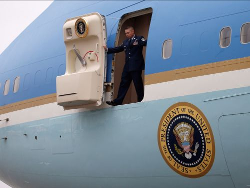 After a surprise bill, a former Trump administration official discovered every passenger who boards Air Force One is expected to pay for food - even if they don't eat
