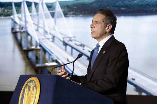 Cuomo unveils his version of a New Deal in final State of the State speech