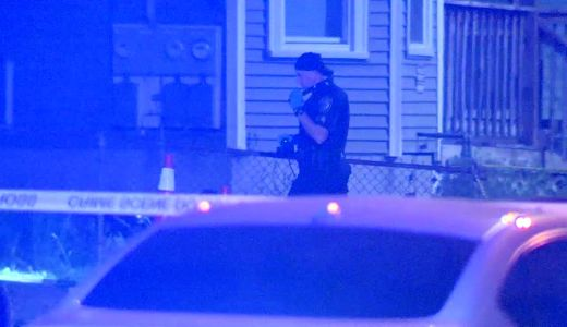 One person stabbed in Brockton overnight