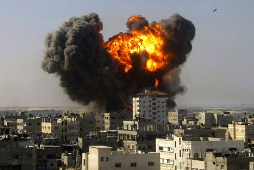 Finkelstein on Gaza: Who or What Has a Right to Exist?