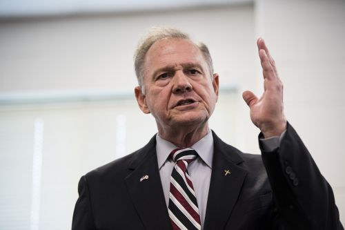 Phony Alabama robocall tries to get dirt on Roy Moore