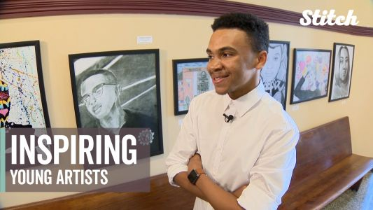 Courthouse art program hopes to inspire young artists