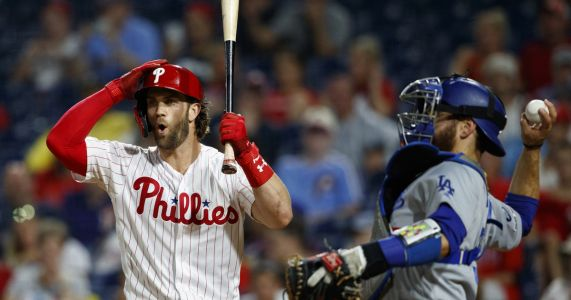 LEADING OFF: Dodgers-Phillies play early after playing late