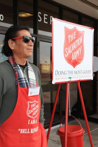 Cleveland County Salvation Army kicks off Christmas Kettle campaign in Moore