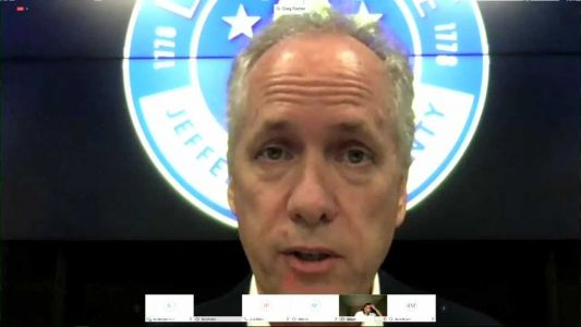 Mayor Fischer issues statement on Friday protest: 'This is not protest. It is violence.'