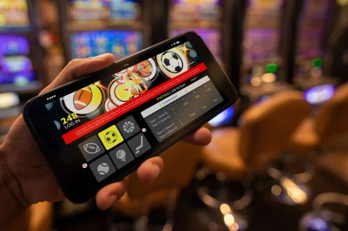 Sports betting totals near $600M in New Jersey