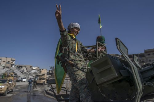 US-backed Syrian force declare victory in IS 'capital' of Raqqa
