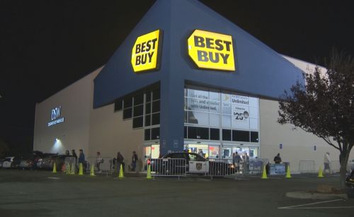 Some Sacramento shoppers told no blankets in Black Friday lines