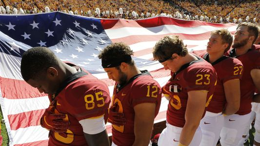 Iowa State Pays Tribute to Slain Student Golfer Before Game Against Akron