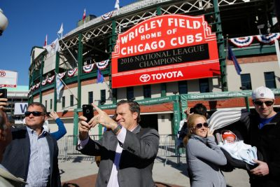 Take 2: At long last for Cubs fans, the World Series returns to Chicago's Wrigley Field