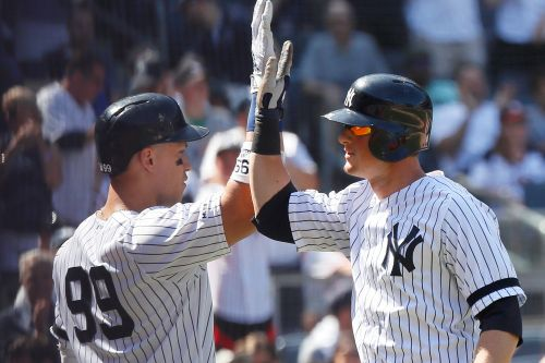 Yankees break obscure home run record in spectacular fashion