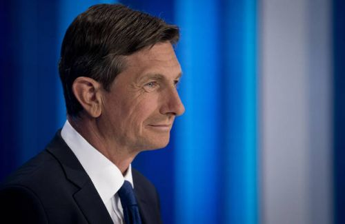 Slovenia's president wins most votes, but faces runoff