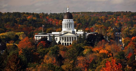 APNewsBreak: Numbers of Maine lawmakers who went on to lobby