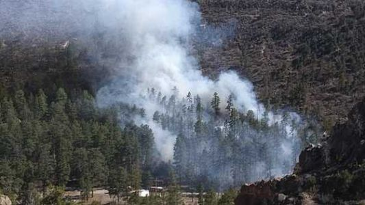 Forestry officials still prepare for wildfires amid wet and snowy spring