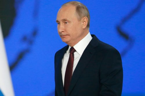 Vladimir Putin warns US of new Russian weapons during speech