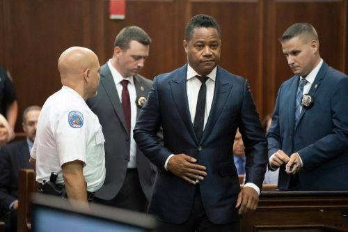 Cuba Gooding's accuser has a 'troubled mentality,' defense claims