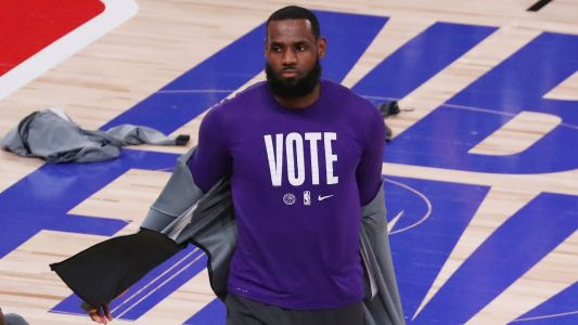 LeBron James wants to buy WNBA's Dream after Kelly Loeffler's election loss