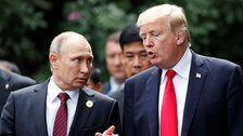 Trump Says Putin Is 'Probably' Ruthless, But Defends Him Anyway