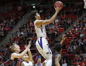 Bibbins scores 20, leads Utah to 70-62 win over Washington