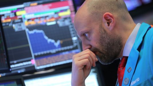 Stock Selloff Continues Amid Worries Over U.S.-China Tensions