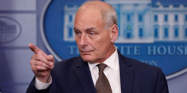 John Kelly Remains Donald Trump's Chief of Staff Because President Doesn't Know Who To Call To Fire Him: Report