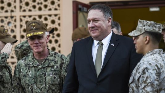 "Pompeo Says The U.S. Troop Withdrawal From Syria Is Just A ""Tactical Change"""