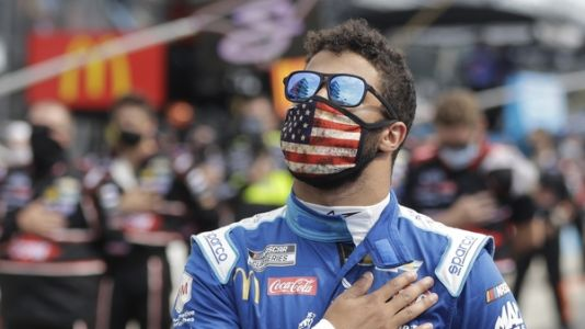 Trump Calls For NASCAR Driver Bubba Wallace To Apologize Over Noose 'Hoax'
