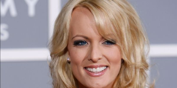 Porn star Stormy Daniels describes alleged affair with Trump, including watching Shark Week in his hotel room