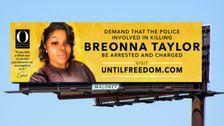 Oprah Winfrey Demands Justice For Breonna Taylor With 26 Kentucky Billboards