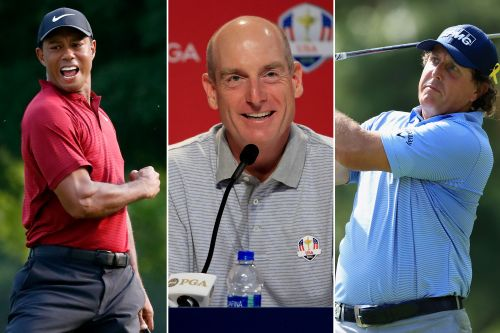 These Ryder Cup choices should be easy for tight-lipped captain