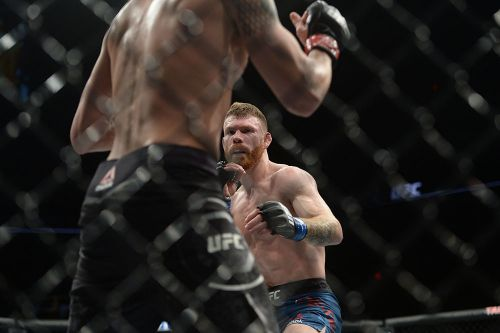 Paul Felder out of surgery, hopeful for hospital release Saturday