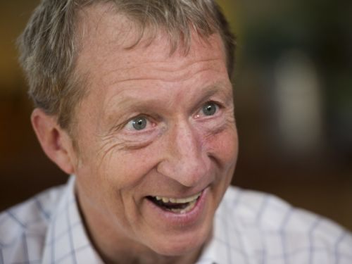 California billionaire Tom Steyer, known for campaign to impeach Trump, eyes 2020 White House bid