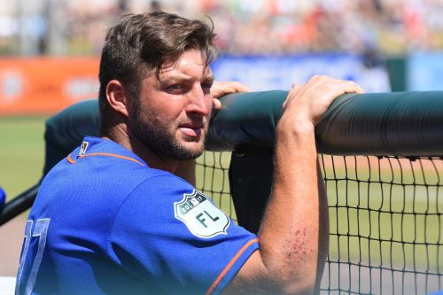Tim Tebow brought thousands of fans to minor league stadiums