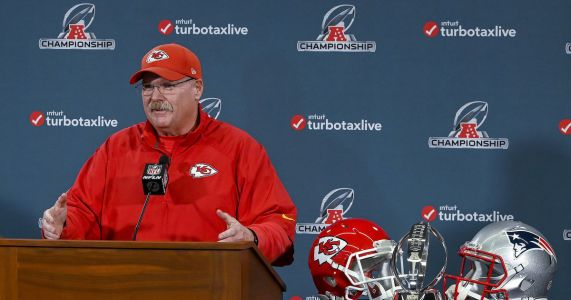 Chiefs aim to end 49-year Super Bowl drought Sunday vs Pats