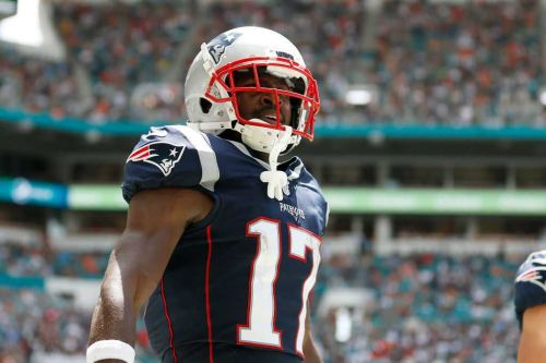 Patriots release Antonio Brown, saying it's 'best to move in a different direction'