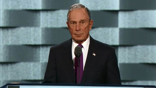 Michael Bloomberg donates $1.8B to Johns Hopkins