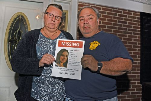 Family of missing NJ nanny Stephanie Parze 'will keep searching'