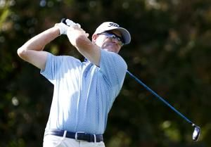 Steve Flesch takes lead in Dominion Energy Charity Classic