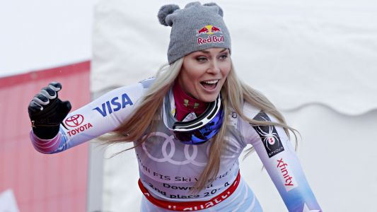 Lindsey Vonn says she's in her final season, record or not
