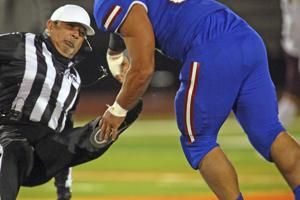Texas prep player faces assault charge, team out of playoffs
