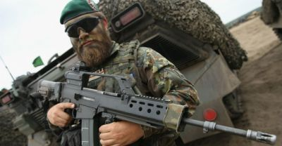 Germany Is Quietly Building a European Army Under Its Command