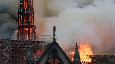 Notre Dame cathedral in Paris to be restored to ORIGINAL design after blaze that shocked the world