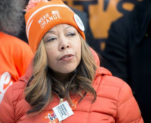 Lucy McBath lost a son to gun violence. She's channeling her grief into a run for the US Congress