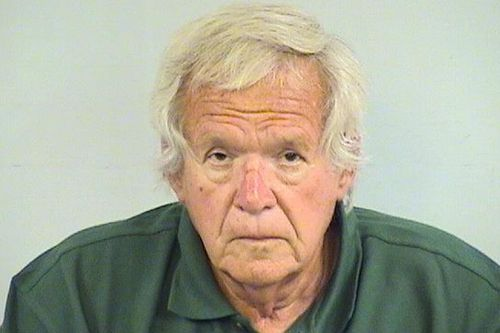 Ex-Speaker Hastert barred from being left alone with minors